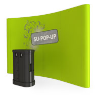 SU-POP-UP Pop up stalak 3x4